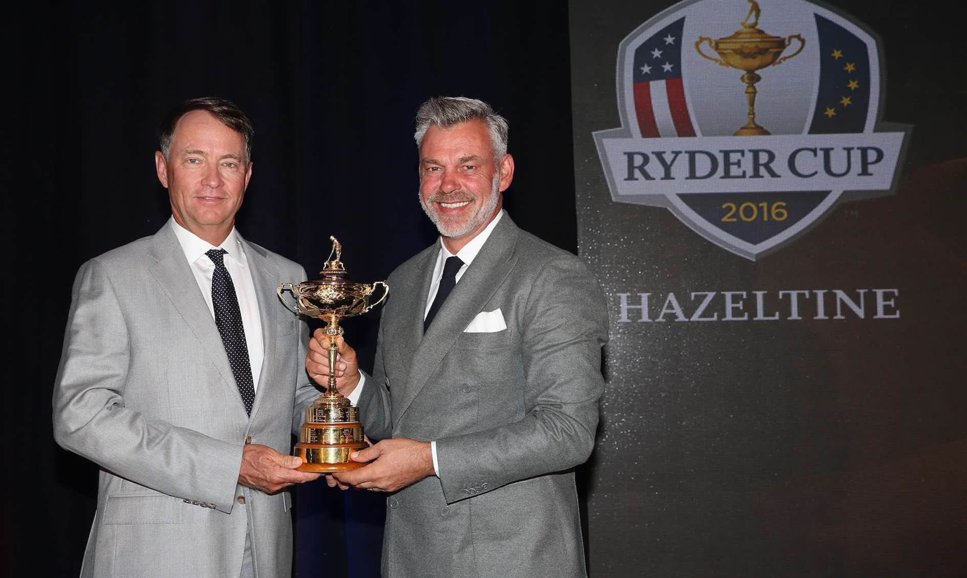 RYDER CUP: For God's sake let the matches begin