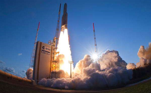 NBN satellite launch scuppered by bad weather