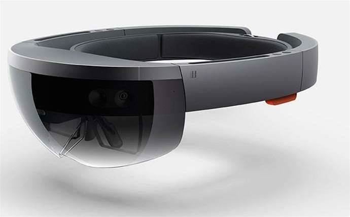 Microsoft gives HoloLens Australian launch date