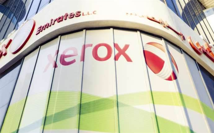 Xerox's largest individual shareholder sues to block split