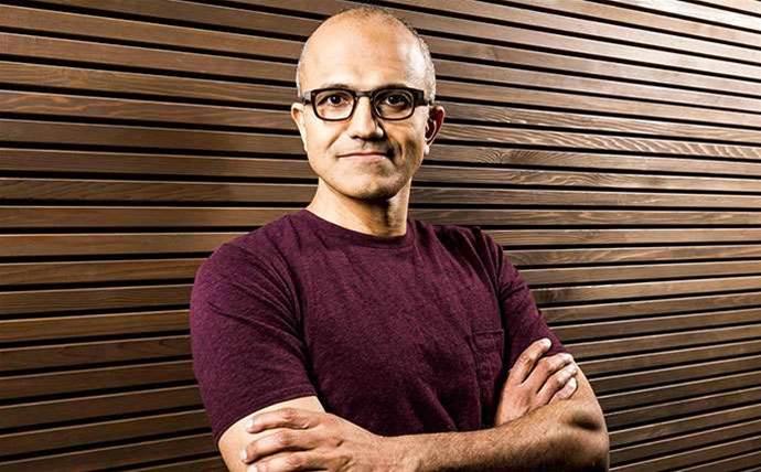 Microsoft boss Satya Nadella coming to Australia