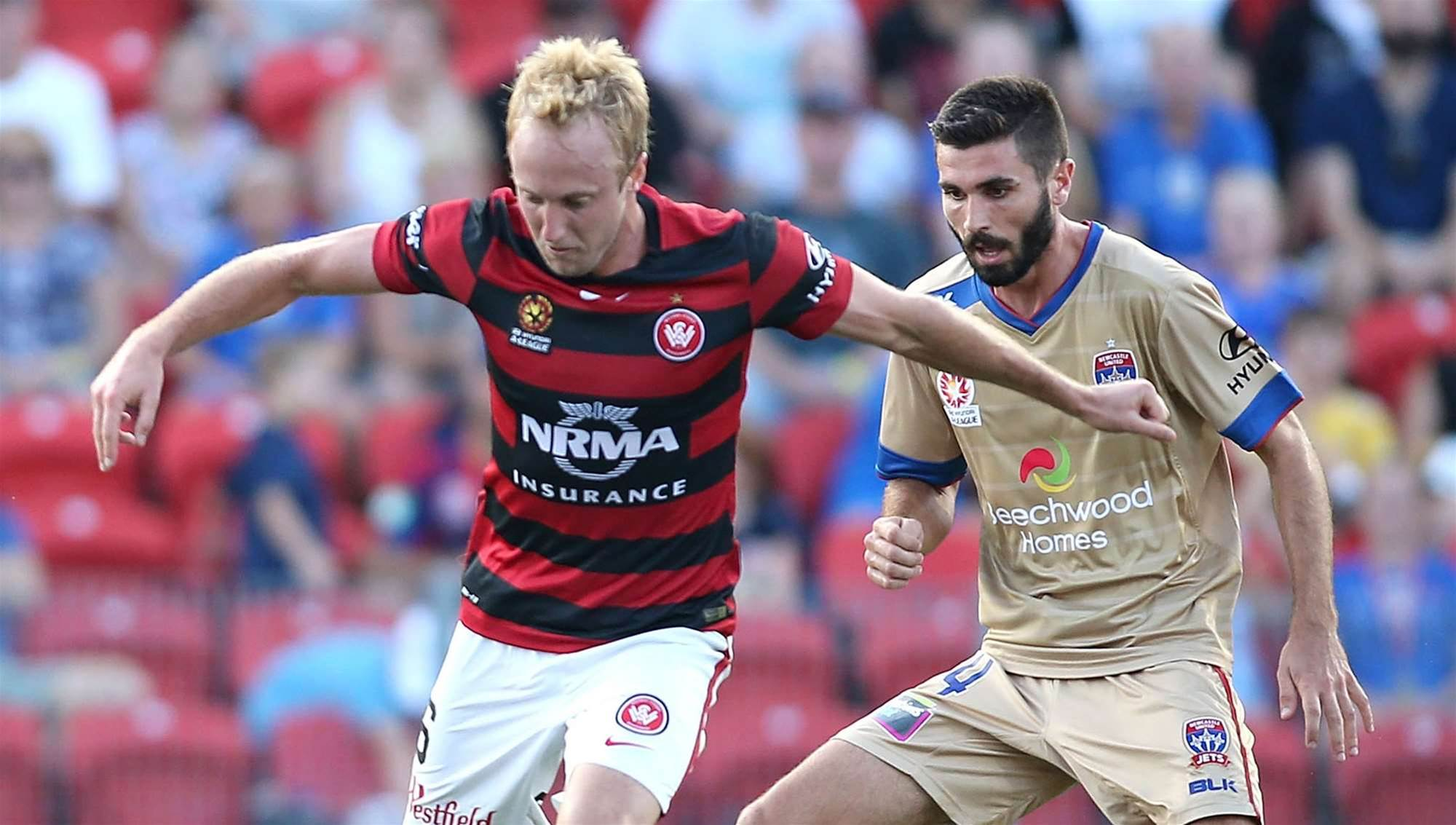 Preview: Wanderers v Jets