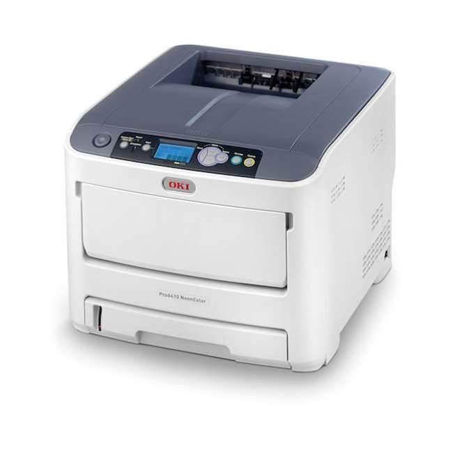 Oki revamps colour printer range