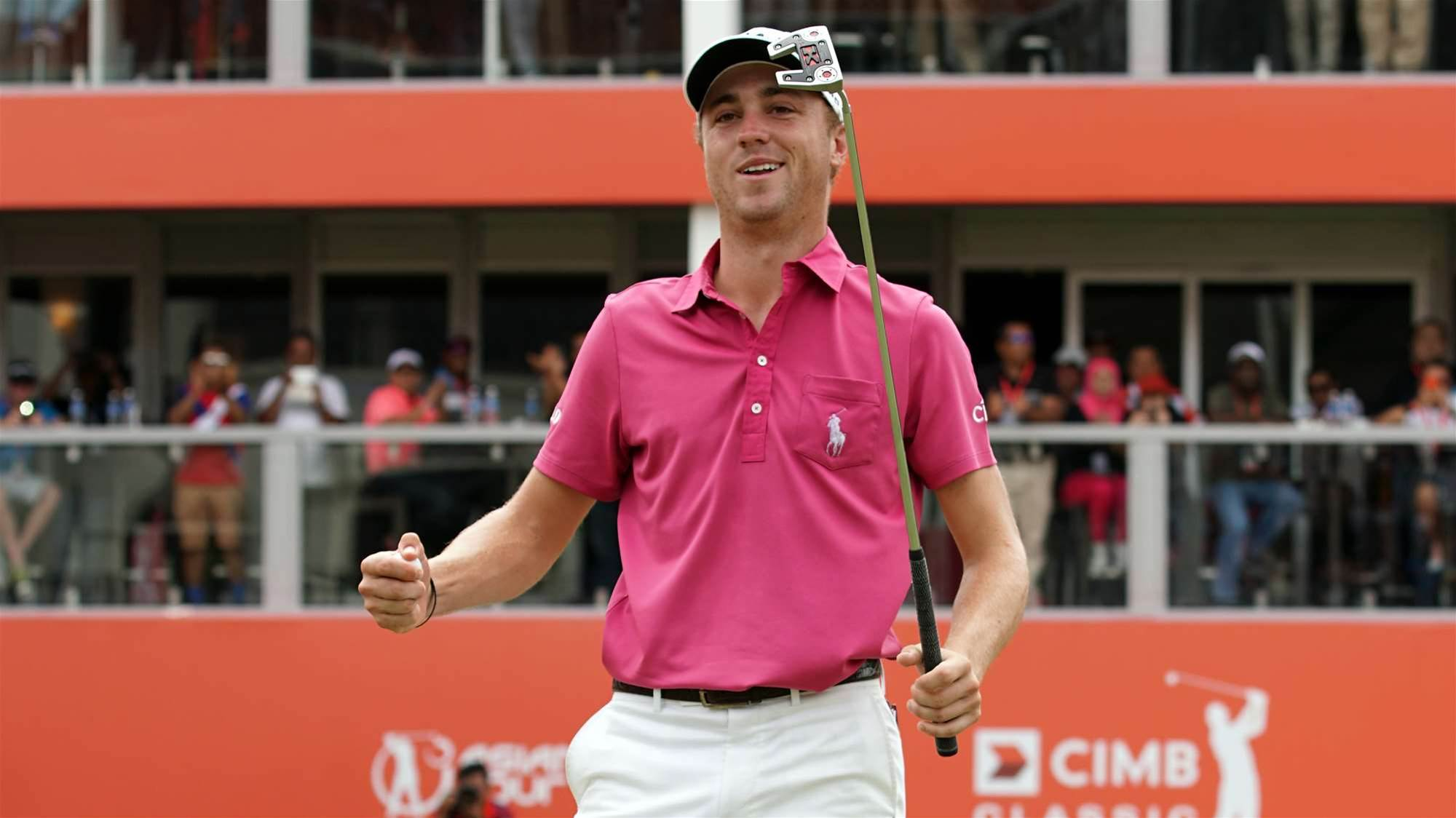 PGA TOUR: Thomas surges to successful defence in Malaysia