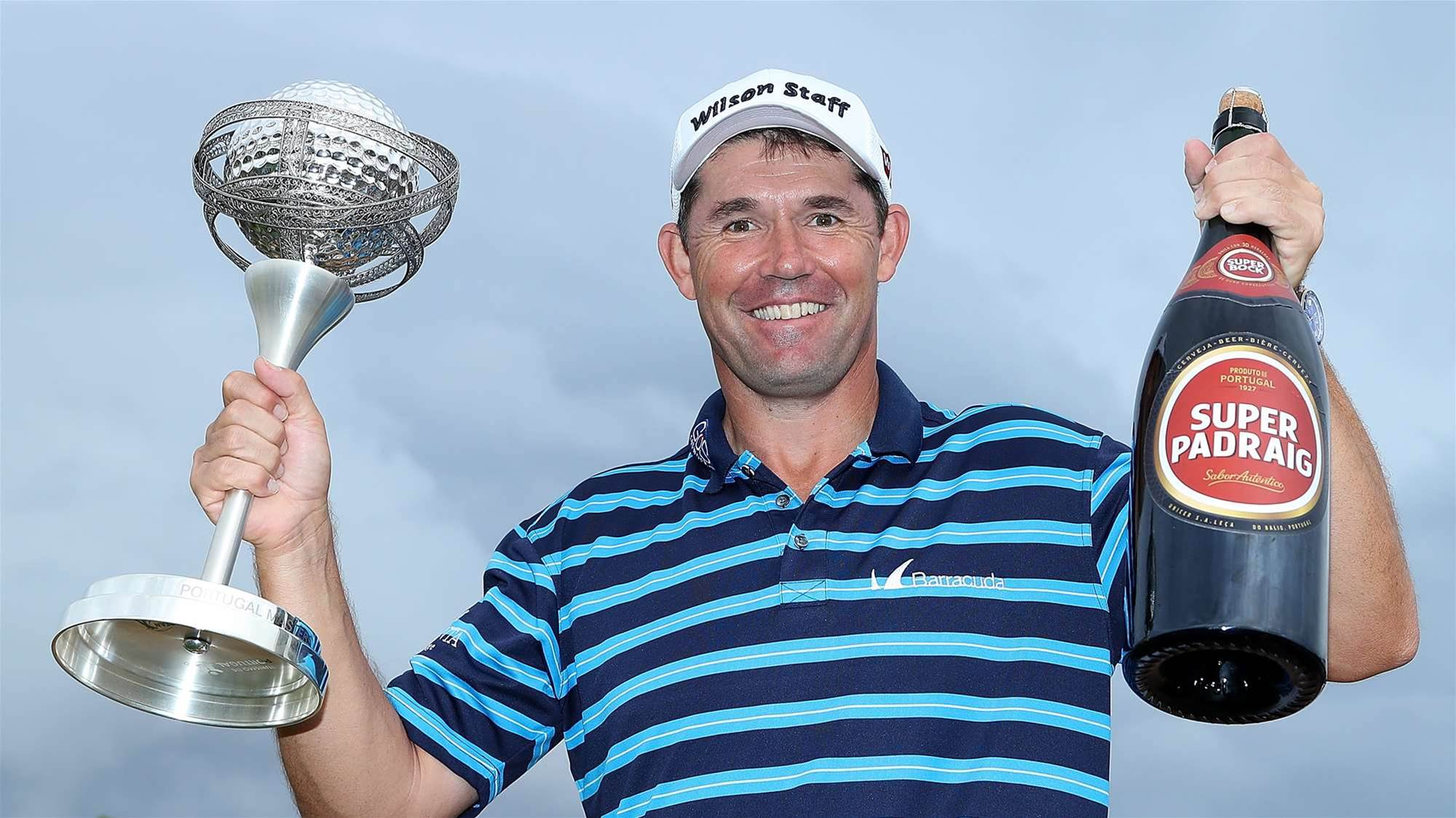 EURO TOUR: Paddy back in the winner's circle