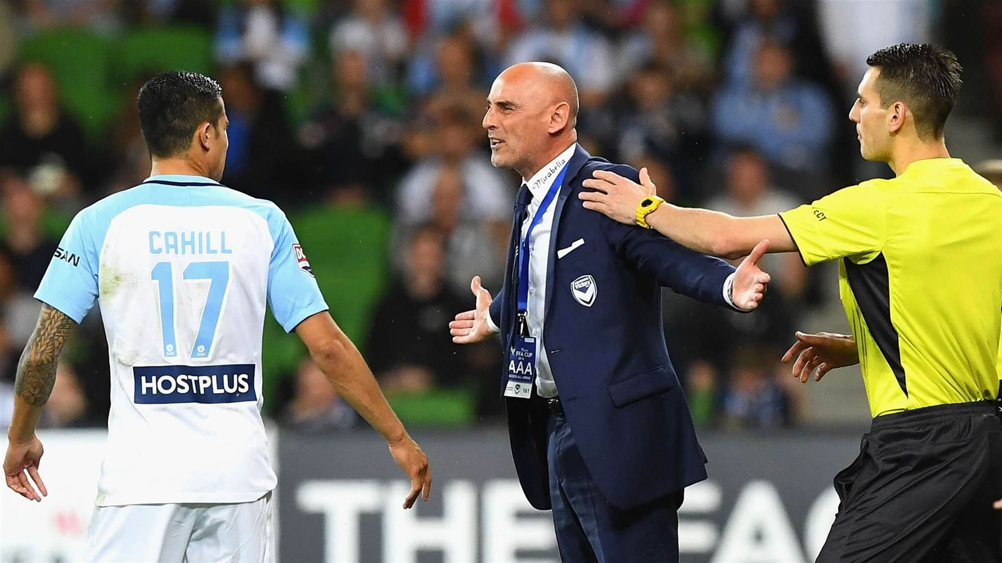 Muscat: Ben Wilson to explain rules to players