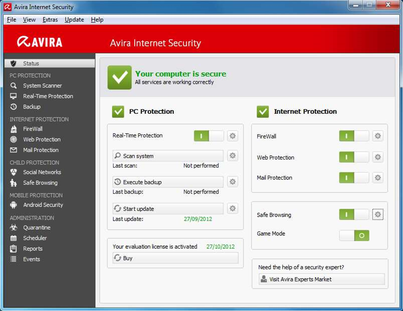 Avira ships all-in-one Avira Free Security Suite 2017