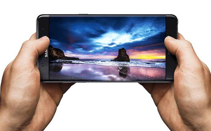 Samsung handicaps remaining Galaxy Note7s