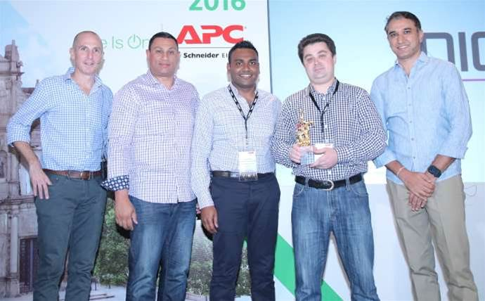 Dicker Data, Dell scoop Schneider partner awards