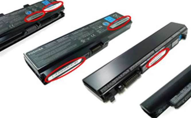 Toshiba extends recall for Lithium-ion batteries used in Satellite laptops over fire hazard
