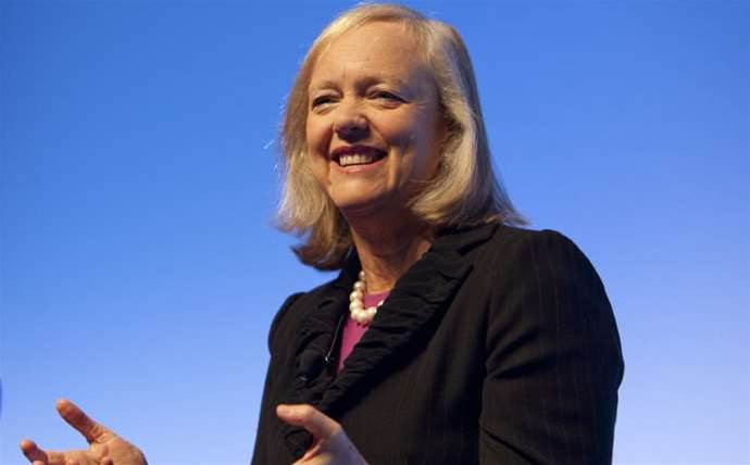 HPE chief executive on Cisco's 'weakness'