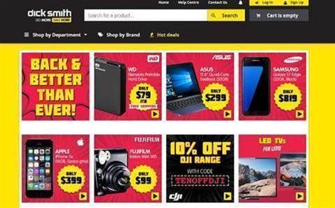 How Kogan spun up Dick Smith online in one month