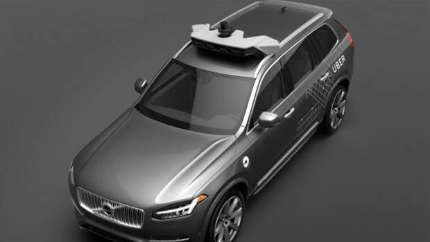 Uber opens AI lab to help power future of self-driving cars