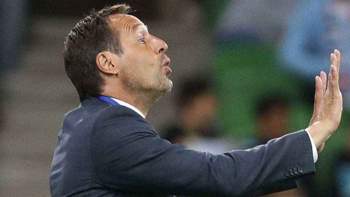 JVS: We want to stay aggressive