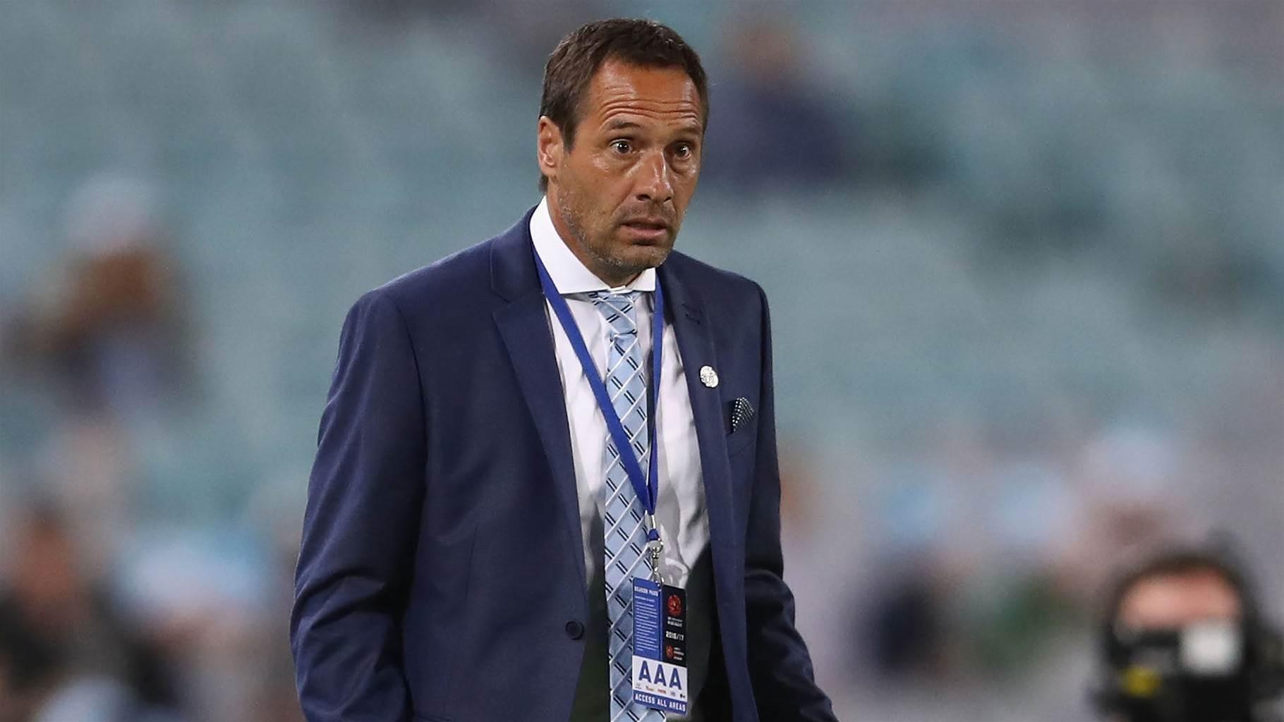 Ref 'compensated' Sydney for send-off: JVS