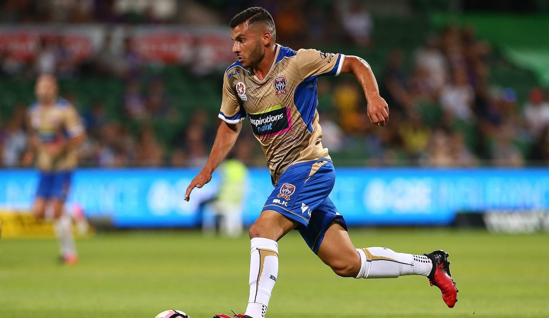Nabbout: It's just one step