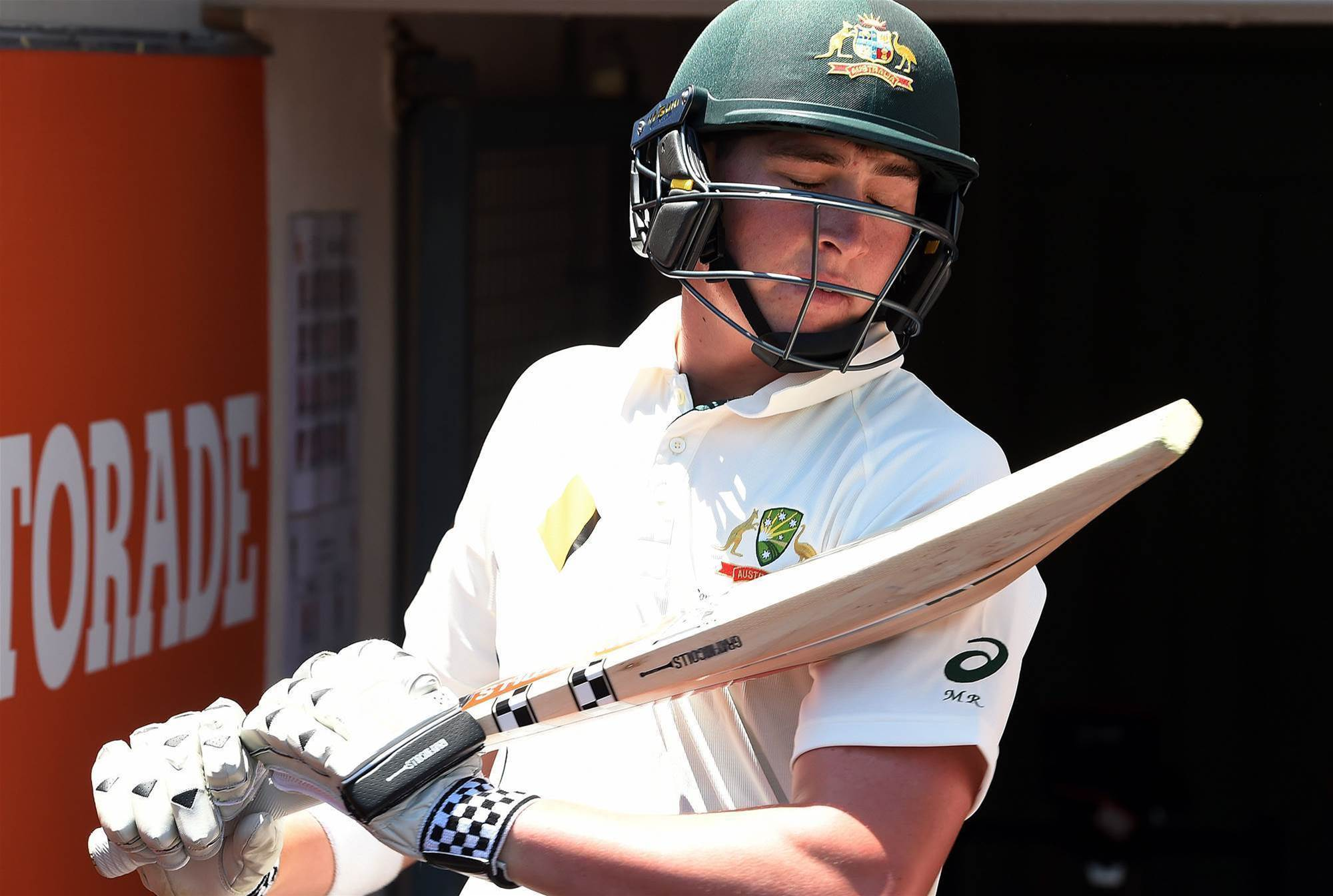 At last, some starch – now for Starc