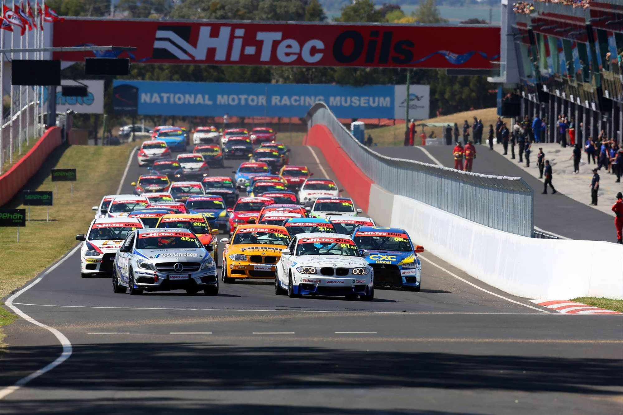 Production car racing poised for growth year