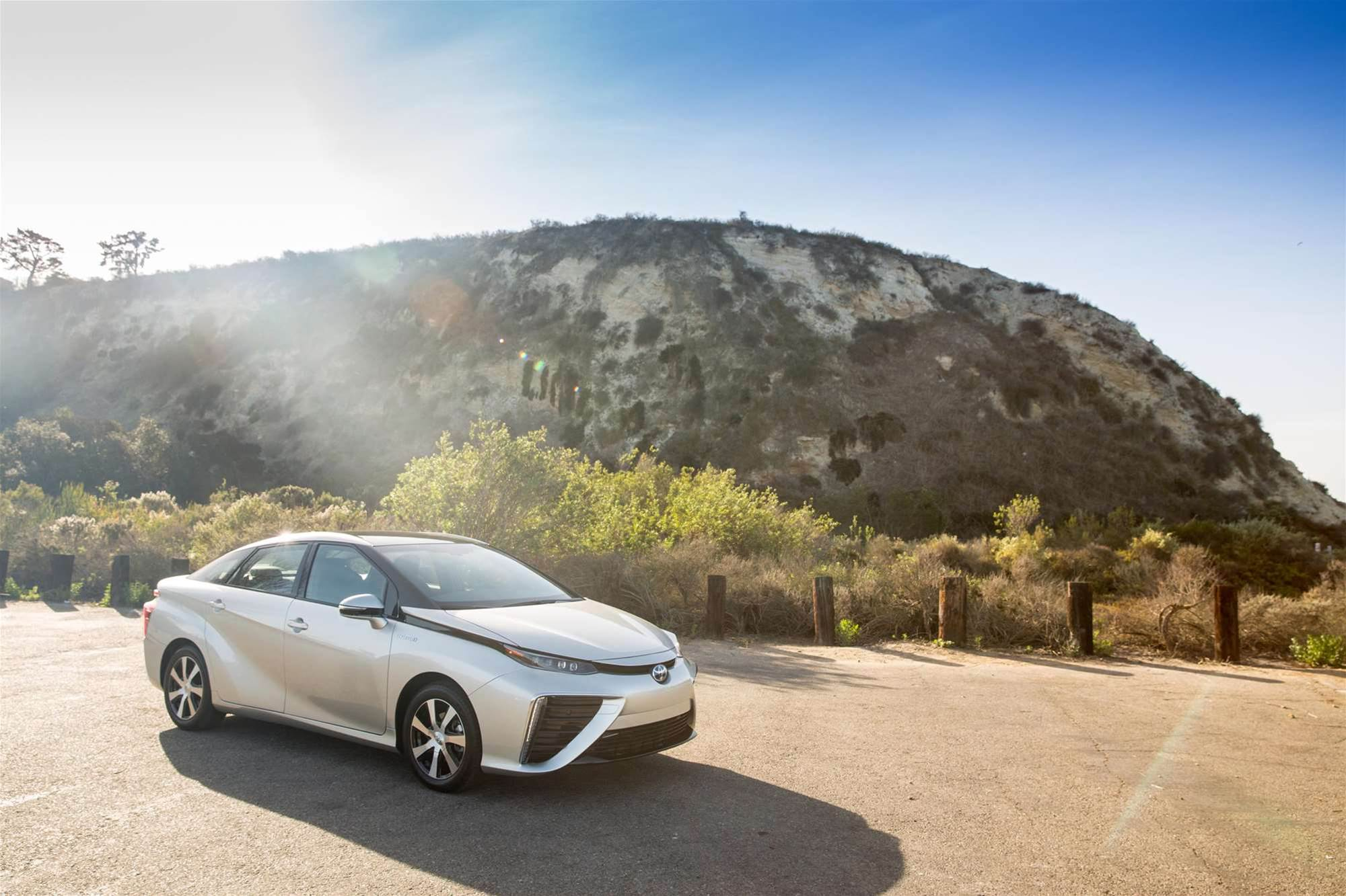 Test Drive: The 2016 Toyota Mirai Is Remarkably Unremarkable (And That's A Good Thing)