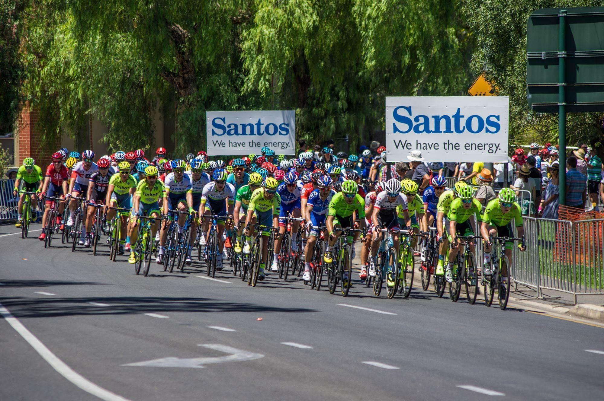 Rampant Richie Porte wins Tour Down Under stage two