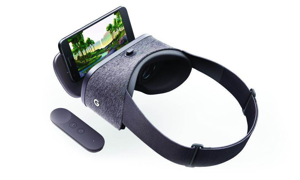 Review: Google Daydream View virtual reality headset