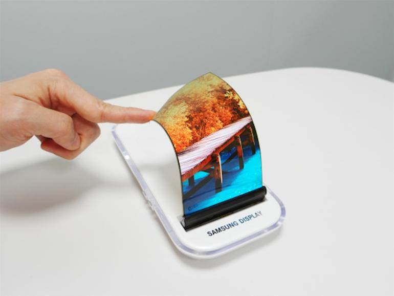 Is Samsung's foldable phone almost here?