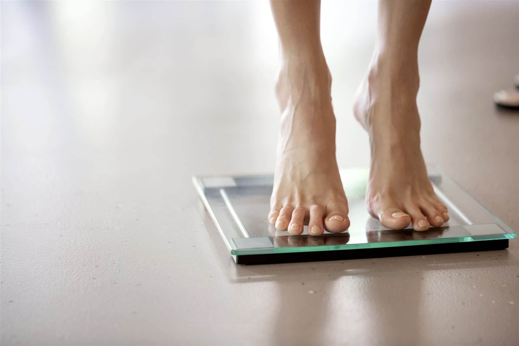 5 Things That Happened When I Weighed Myself Every Day For A Month