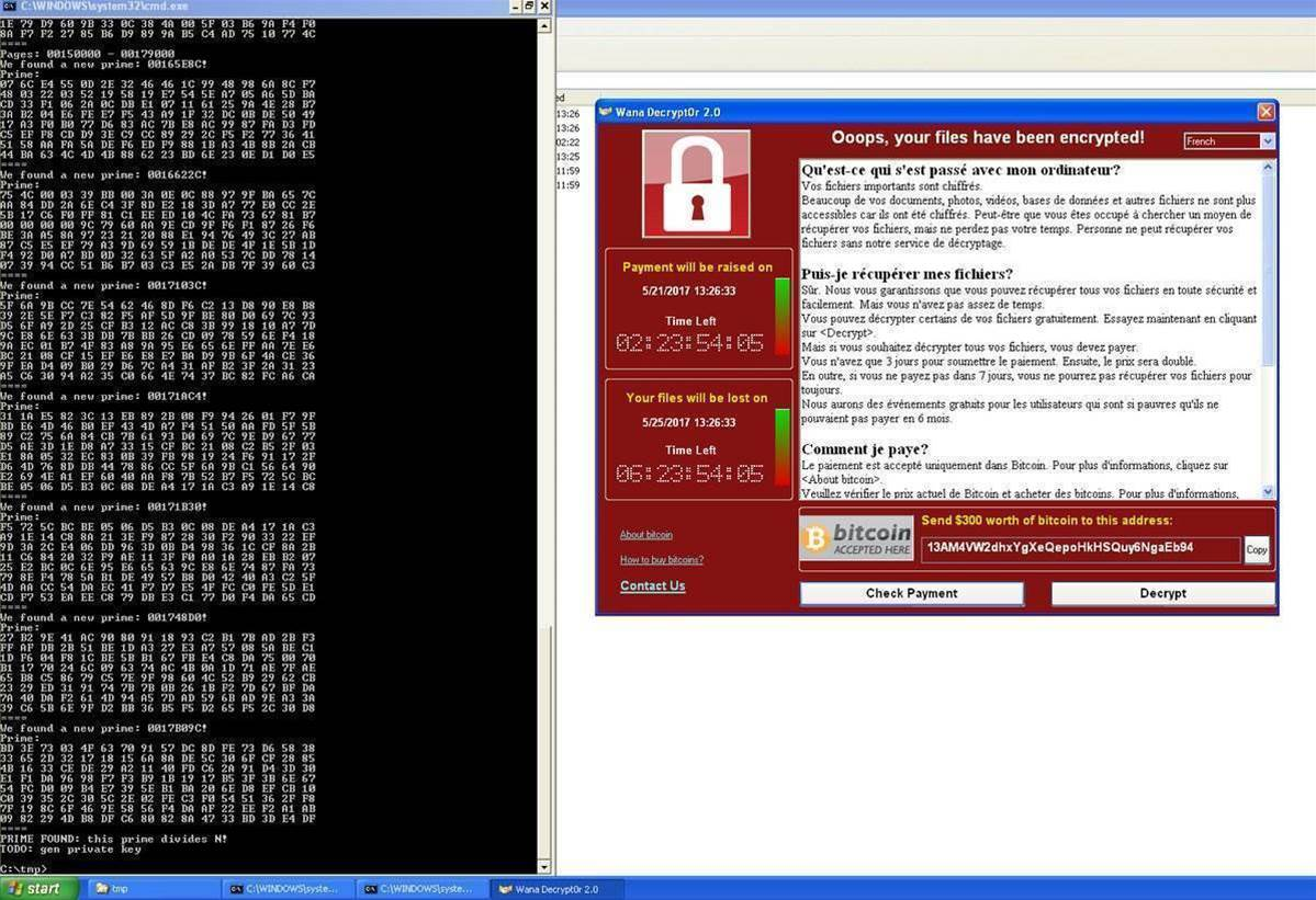 Researchers offer fixes for WannaCry ransomware