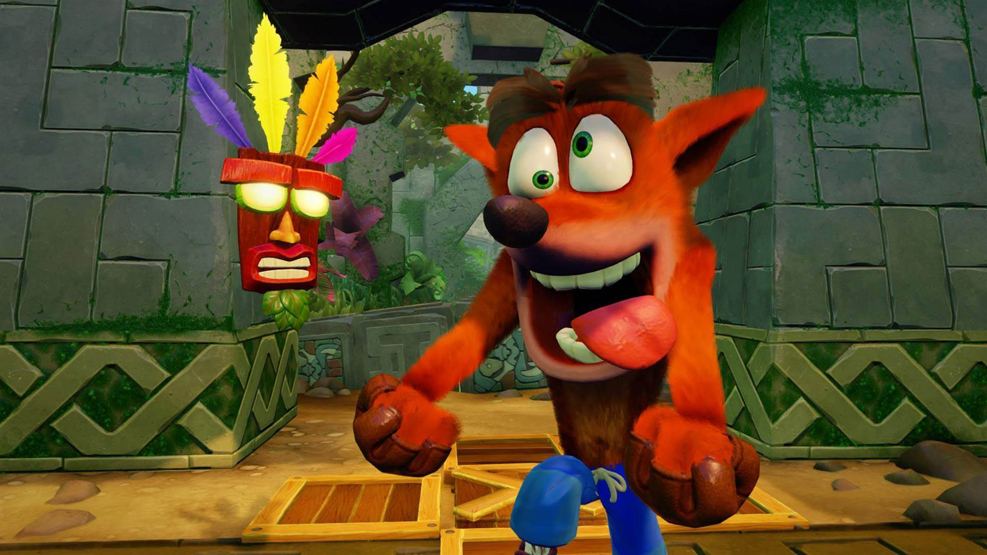 Crash sold really well in Australia, too