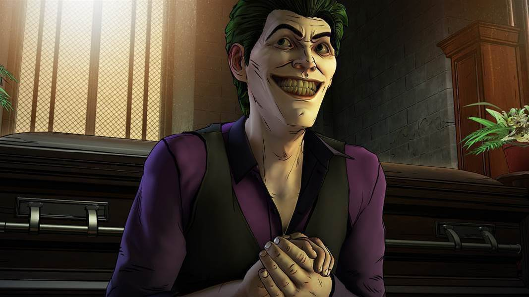Telltale confirms new Batman, Walking Dead, and Wolf Among Us