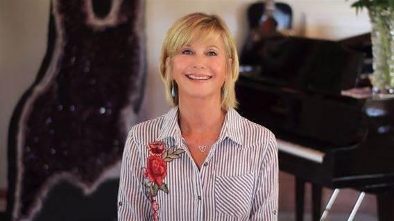 Olivia Newton-John's Courage Against Cancer