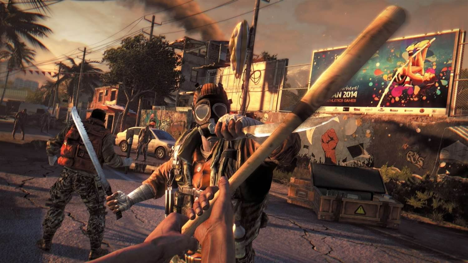 Zombie survival game Dying Light will be PC and next-gen only