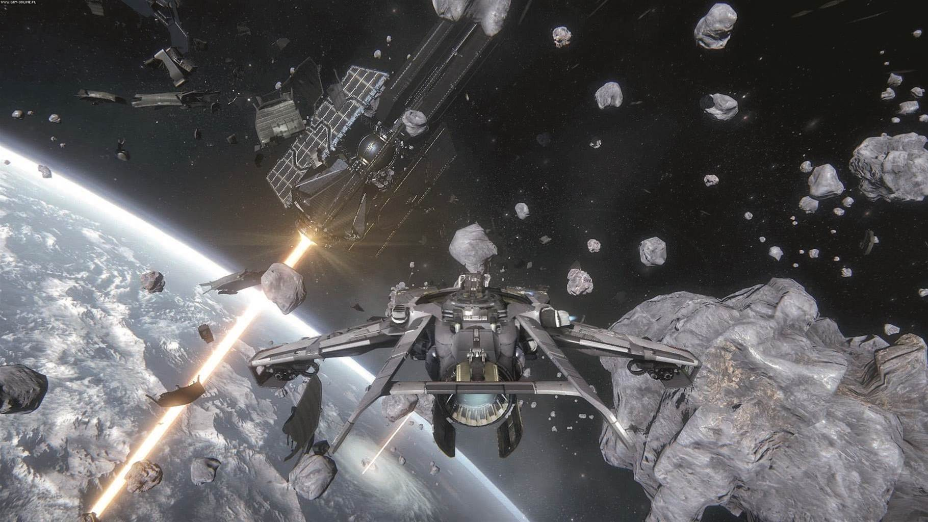 Review: Star Citizen Arena Commander