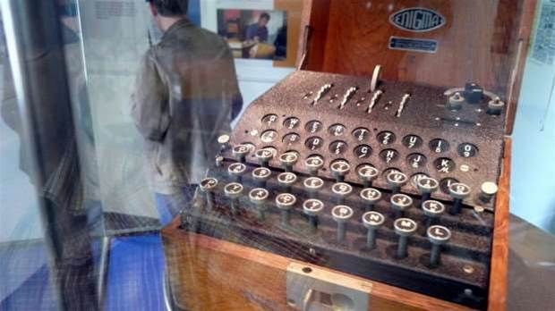 The history of cryptography