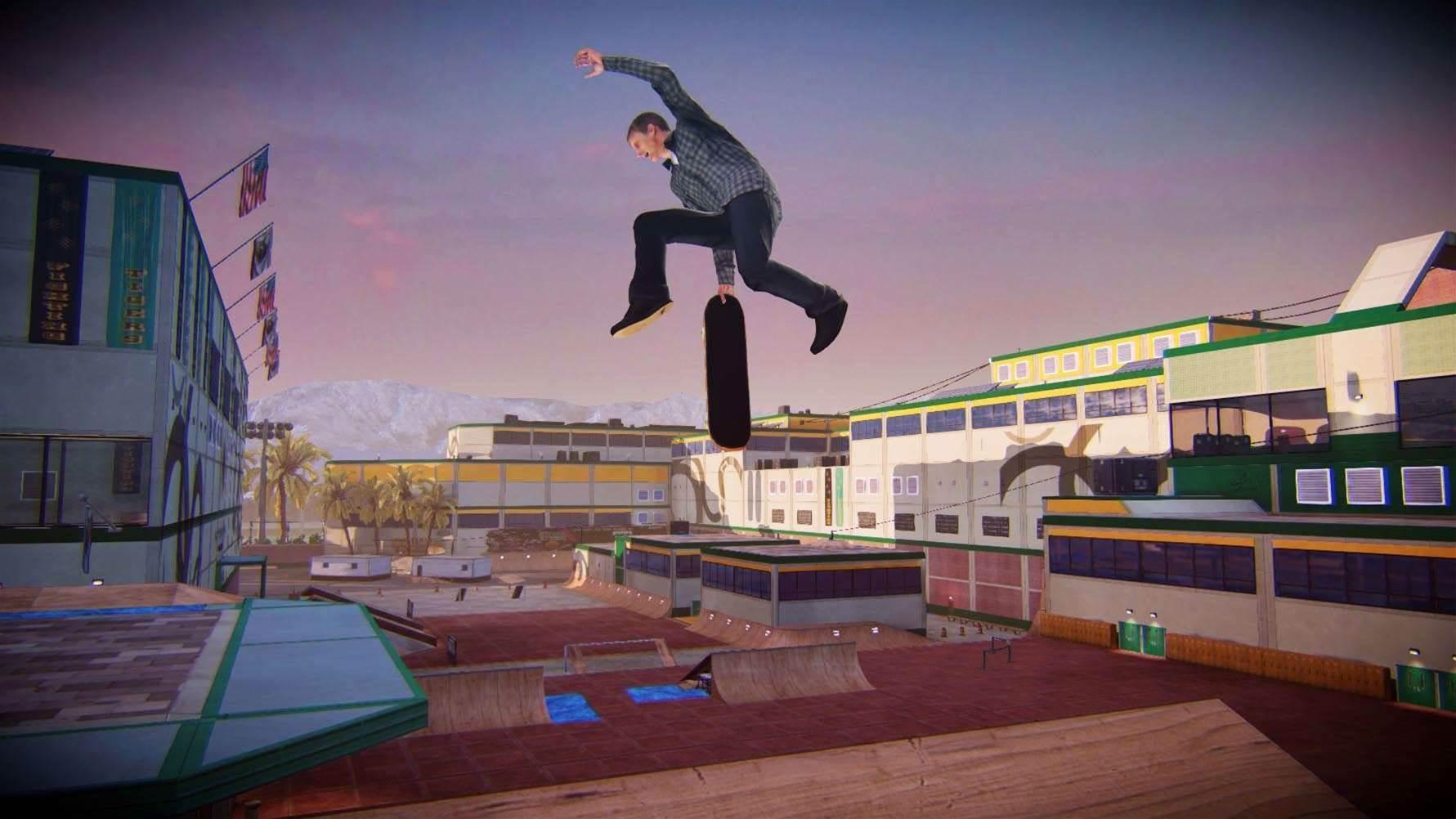 Review: Tony Hawk's Pro Skater 5