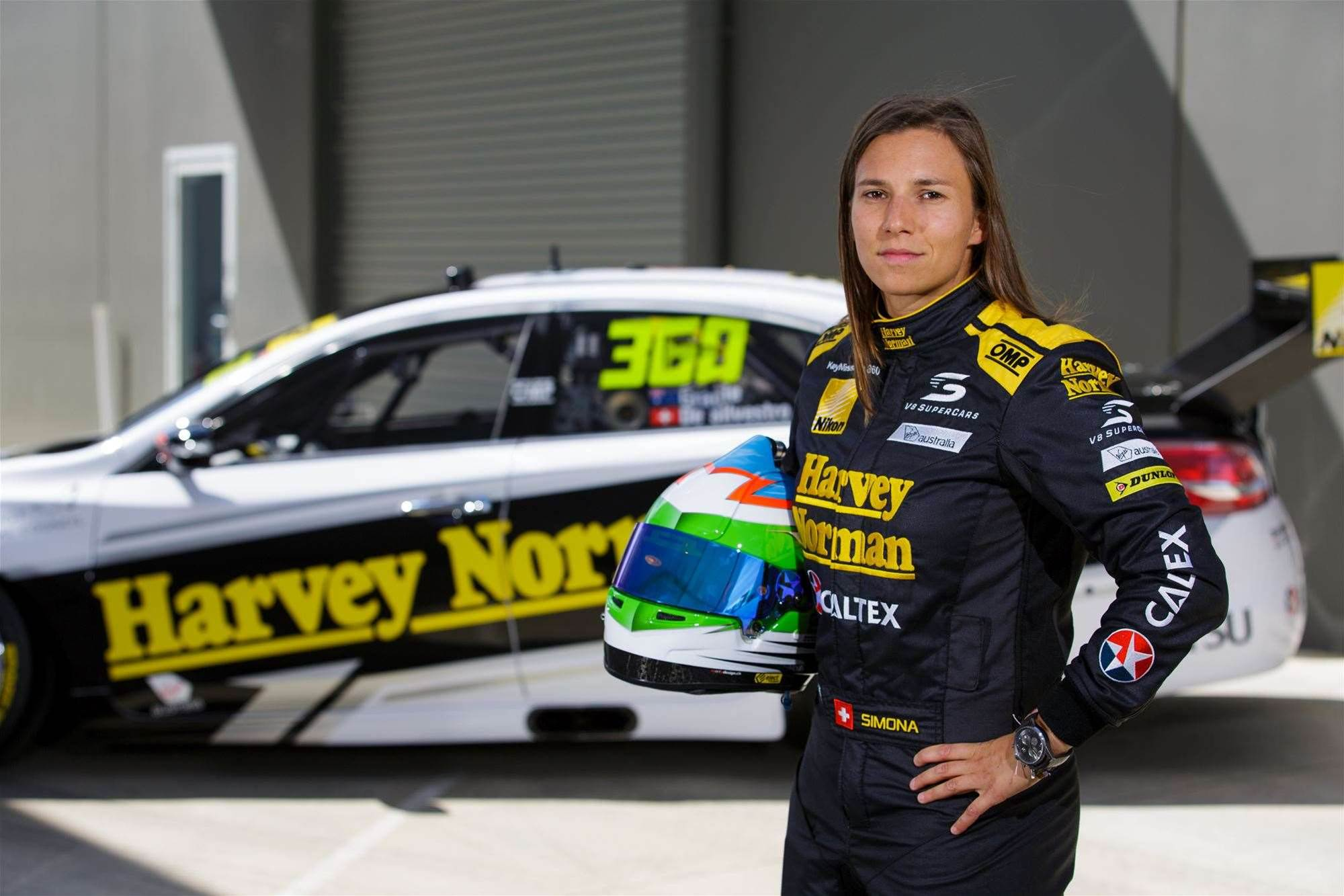De Silvestro readies for Supercars return