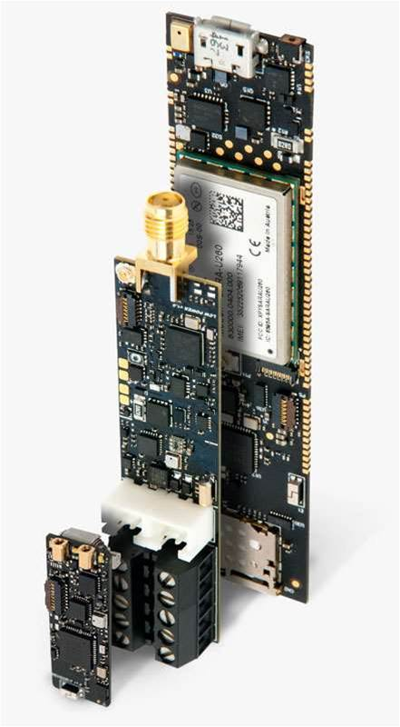 LX Group unveils new IoT cores