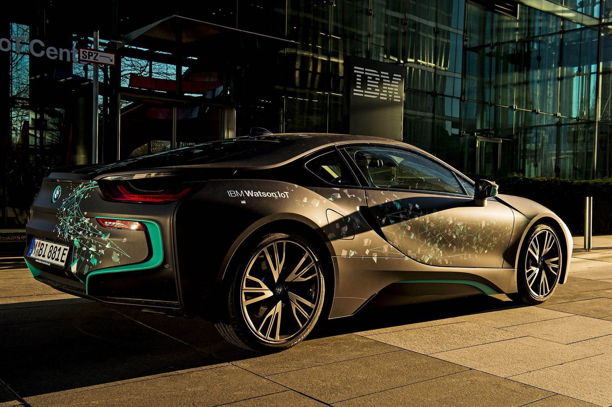 BMW, IBM to bring cognitive computing to cars