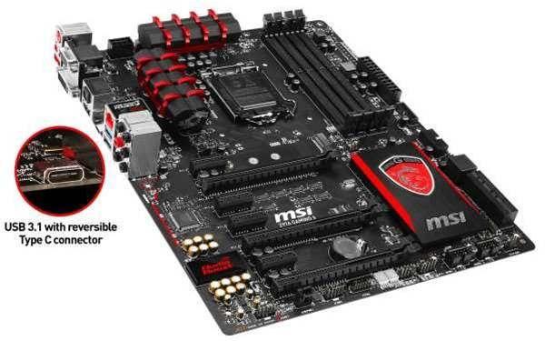 MSI reveals a whole range of gaming hardware