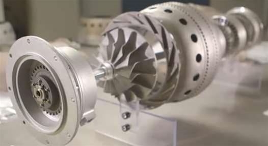 Aussie researchers unveil world's first 3D-printed jet engine