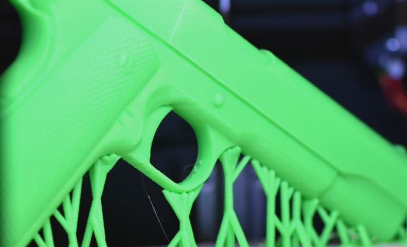 The legal minefield of 3D printed guns