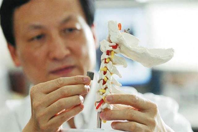 Boy Given A 3-D Printed Spine Implant