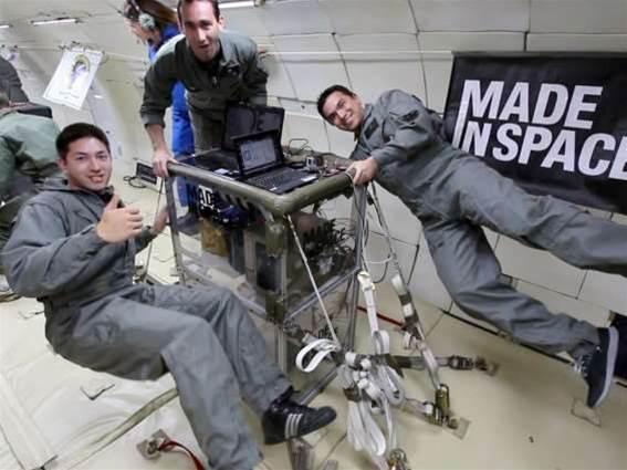A 3D printer is heading to the International Space Station