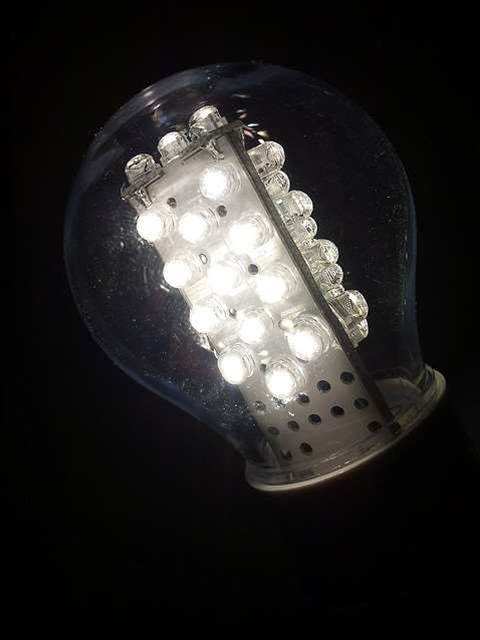 Engineering Lightbulbs To Keep Insects Away