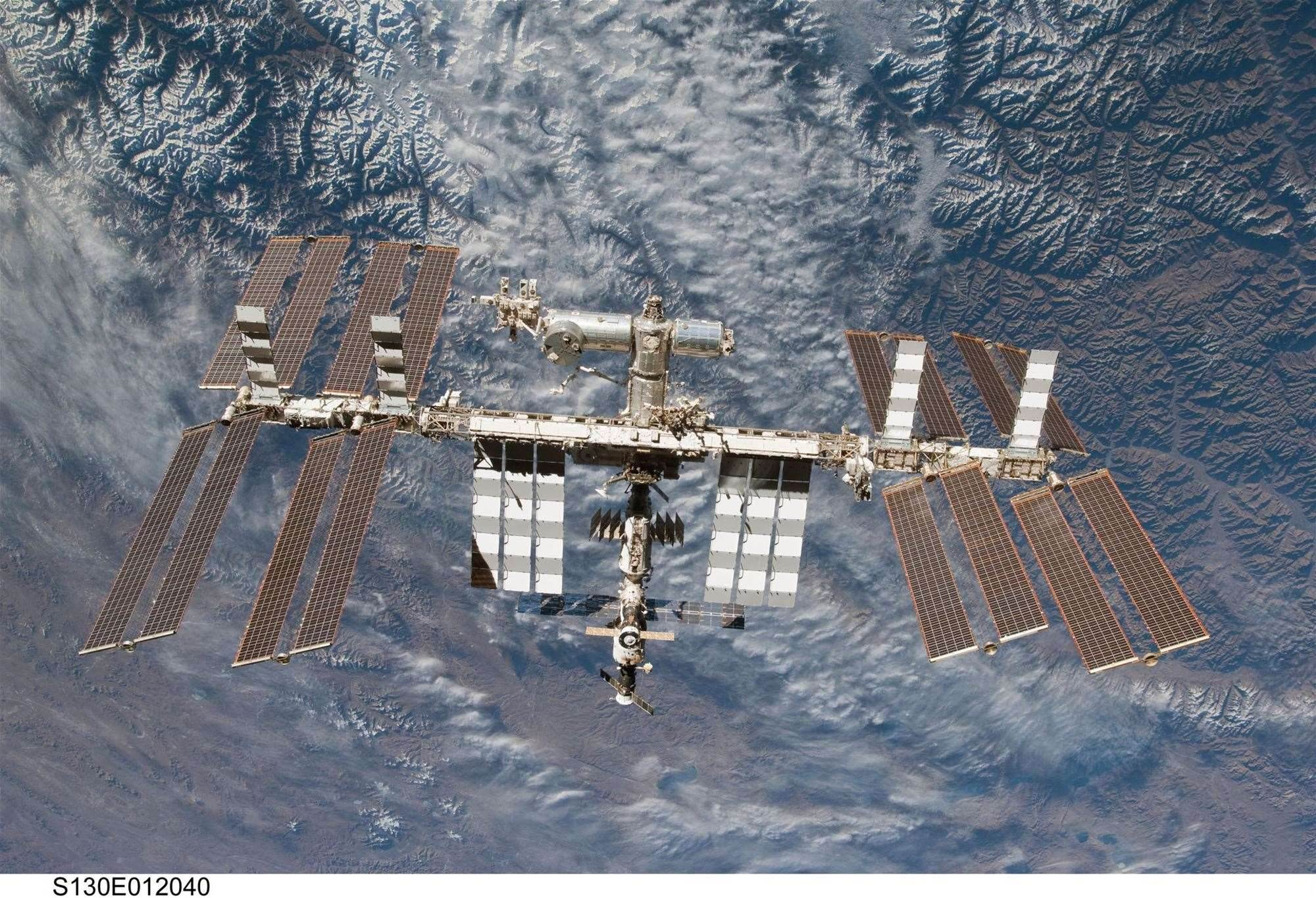 NASA's Making Parking Spots On The Space Station For Commercial Taxis