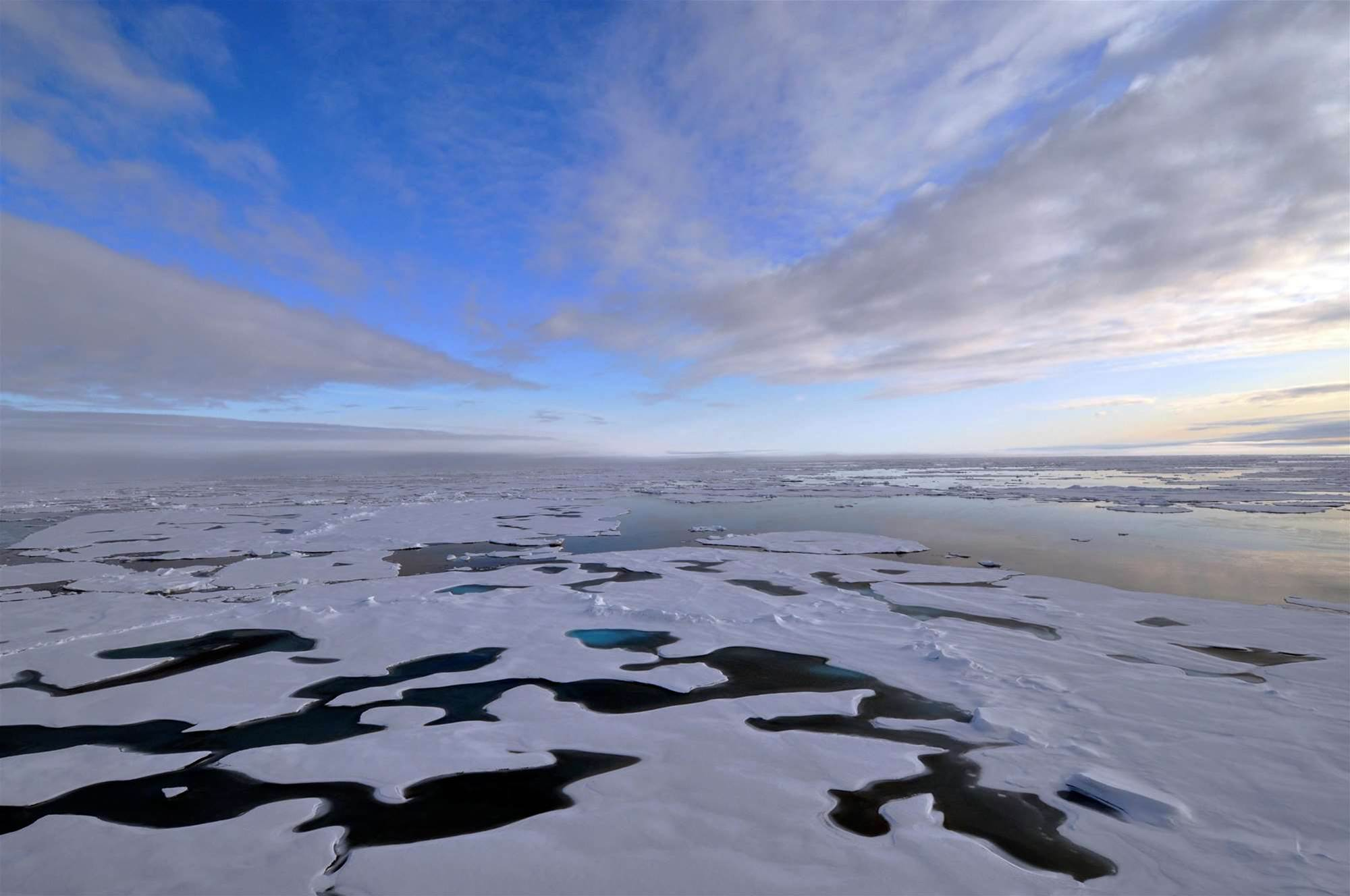 Shell Can Start Drilling For Oil In The Arctic Ocean This Northern Summer