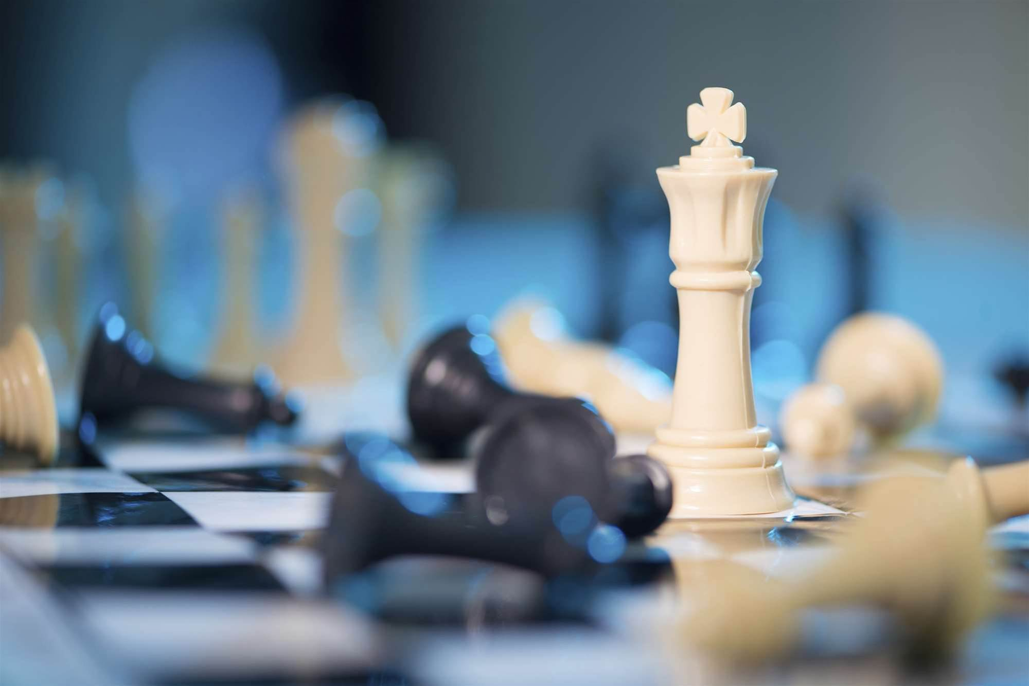Susan Sly gives up on the CIO game