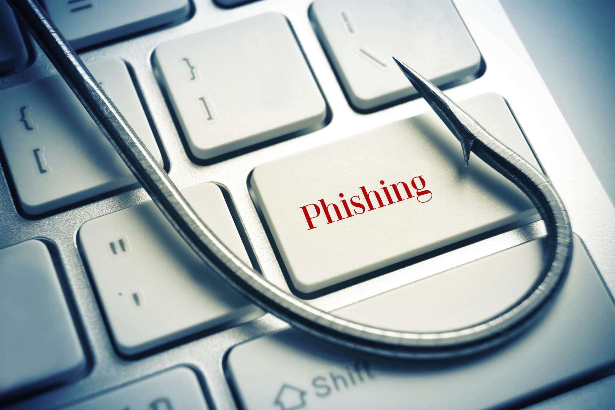 Fraudsters target JP Morgan in phishing campaign