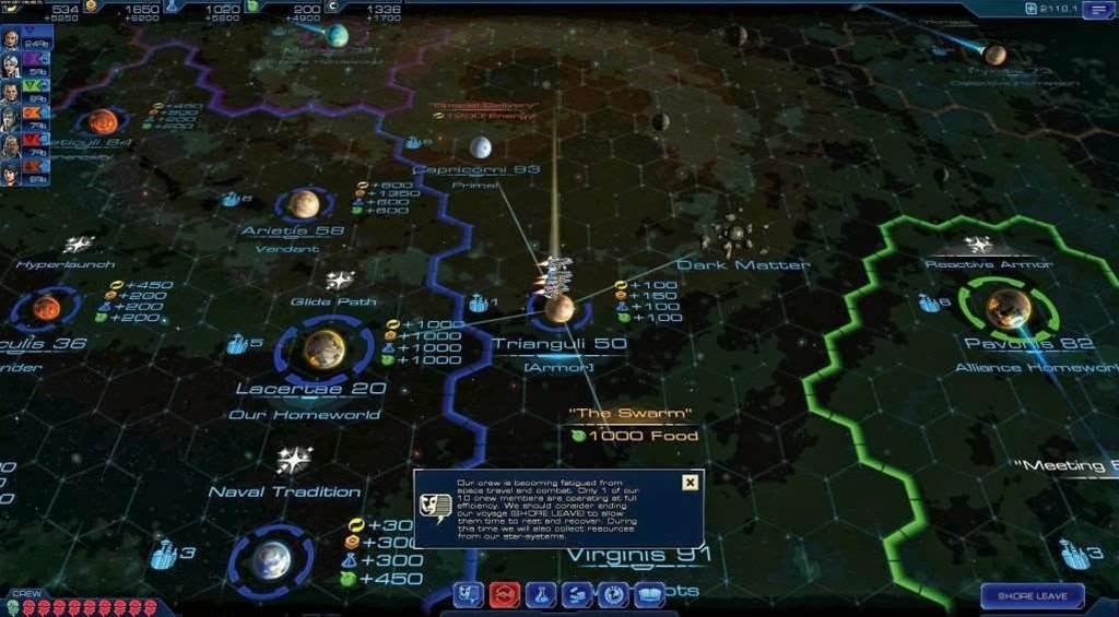 Review: Sid Meier's Starships