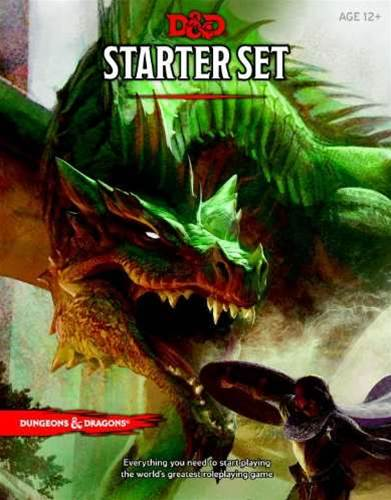 Dungeons & Dragons Starter Set out now!